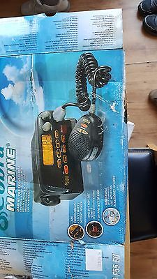Cobra Marine Vhf Radio  Mr F55 Eu Never Been Out Of The Box Except To Inspect