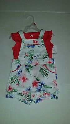 Carter's Girls 18 Month's 2Pc Outfit Mrsp  $28 Nwt Free Shipping