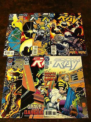 The Ray #0,3,4,5,6,7,8 Lot Of 7 NM