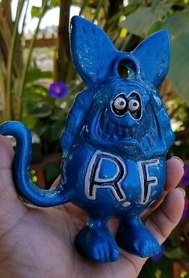 Rat Fink Large Figure Ed Roth ring Custom rockabilly