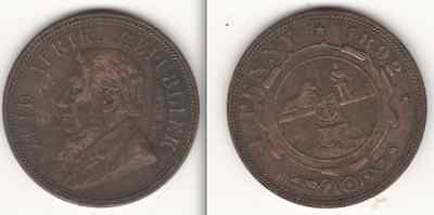 8 British African Coins - East, West & South Africa - 1892 to 1941