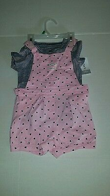 Carter's Girls 24 Month's 2Pc Outfit Mrsp  $28 Nwt Free Shipping