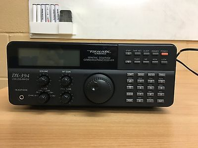 Realistic General Communications Receiver