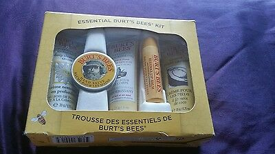 Burt's Bees Essential Body Kit Gift Set RRP £12.99