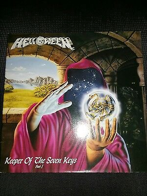 Helloween - Keeper Of The Seven Keys (Part One) LP VINYL ALBUM