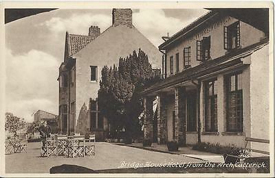 Bridge House Hotel From The Arch,catterick  - Friths