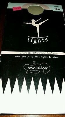 Revolution convertible tights for dance