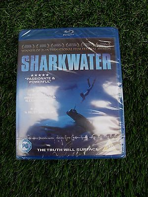Shark Water Dvd  New And Sealed As Pics Show