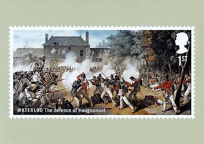 2015 THE BATTLE OF WATERLOO NEW SEALED PHQ POSTCARD SET OF 11. No 403.