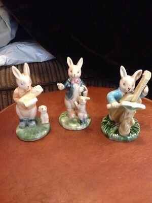 Peter Rabbit Collectable  Figures Beatrix Potter Ornaments   Numbered