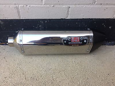 Yoshimura Race Can Carbon Tip 56mm End LH Exhaust R1 Hayabusa Gsxr Streetfighter