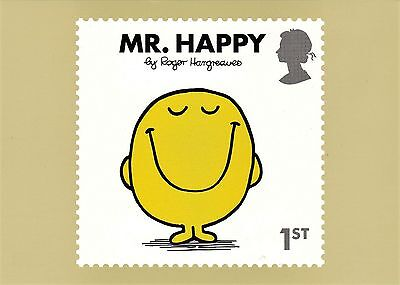 2016 MR MEN & LITTLE MISS NEW SEALED PHQ CARDS SET OF 10. No 422.