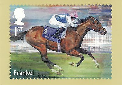 2017 RACEHORSE LEGENDS NEW SEALED SET OF 8  PHQ CARDS. No 427 NEW ISSUE 06/04/17