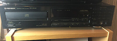 Pioneer Pd5700 - Lettore Cd Audio Vntage