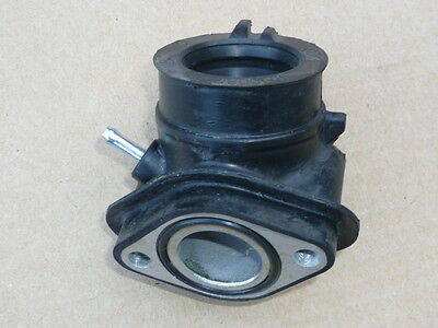New Inlet Manifold 22Mm For Chinese Scooter Moped 50Cc 125Cc 45Mm Bolt Fittings