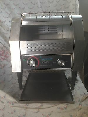 Catering Lockhart Conveyor Toaster TT-300N Commercial Industrial Toaster