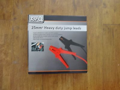 Bnib 25 Mm Heavy Duty Jump Leads Car Accessories Jumper Cable