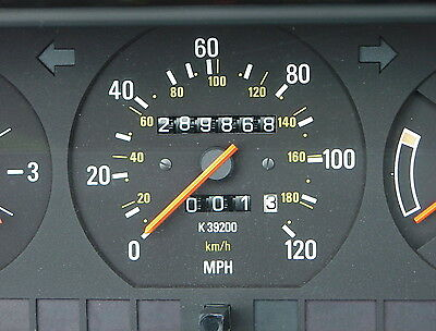 Volvo 240 Instrument Cluster K39200  From 1992  DL WAGON-LOOK! (Fits 93 Wgn,too)