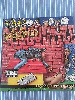 SNOOP DOGGY DOGG - DOGGYSTYLE - Double LP