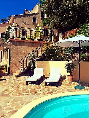 3-4  Bed Villa With Pool South Of France. 1 Week At This Price