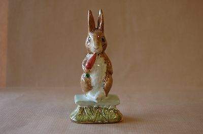 BESWICK figures - Beatrix Potter's Fierce Bad Rabbit