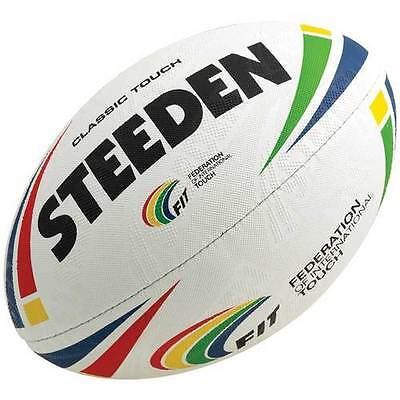 Steeden Classic Touch Rugby Ball
