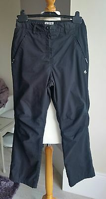 Ladies Size 8 S Craghoppers Trousers