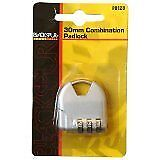 30 mm Combination Luggage Padlock, Security Lock