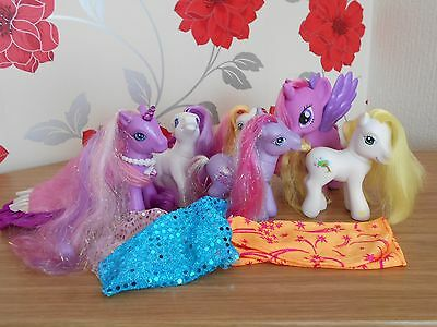 My Little Pony Bundle X 6