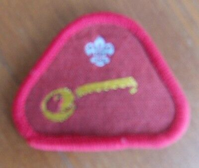 Scout Cub Cook badge