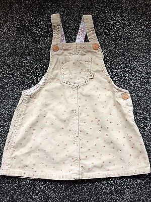 zara baby girl 18-24 Pinafore Dress