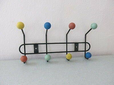 Vintage Mid Century French Atomic Clothes Hanger 20th Century Coat Rack
