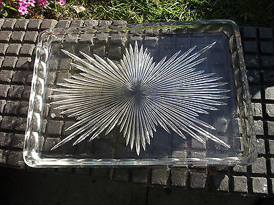 Dressing Table / Cup Cake Tray Art Deco - Davidson ? - Shabby Chic / Retro
