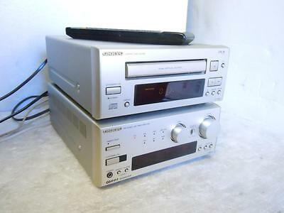 Onkyo R-805X/C-705X Separate Component Stereo System+Remote-Superb Sound