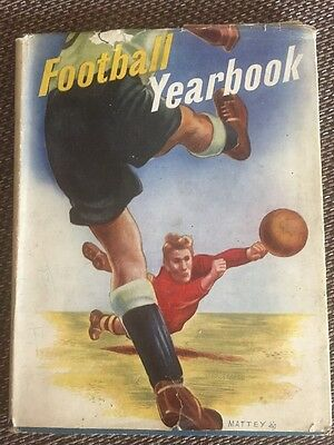 Fenmore Publications Football Yearbook 1949-50