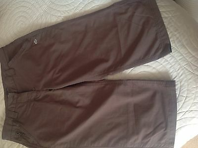Craghoppers Nosilife Adventure Travel Crop Trousers Walking Women's 12