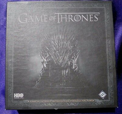 HBO Game of Thrones The Card Game 2012 Winter is Coming by Fantasy Flight Games