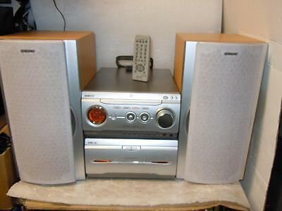 Sony MHC-WZ5 Great Stereo System With Remote-Superb Sound