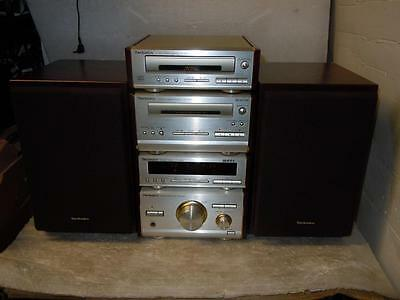 Technics Hd501 Stereo System-Cd Player Skippings-Tweeters Faulty