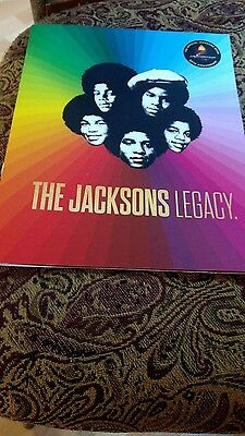 Promo The Official Jackson 5 Book 50th anniversary  Jacksons Legacy sample pages