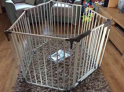 Dreambaby Royal Converta 3 In 1 Play Pen/gate