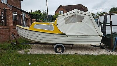 Mayland 2 boat and trailer