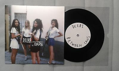 Deers / Hinds Barn Ltd Debut 7""