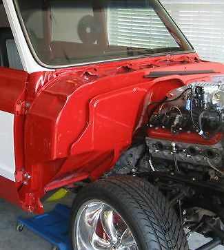 67-72 chevy, gmc truck , shaved firewall kit ,non-a/c