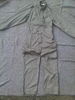 British Army Raf Overalls Coveralls Desert Stone 190/100 New Current Issue