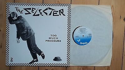 The Selecter Too Much Pressure LP original German pressing Two Tone Specials