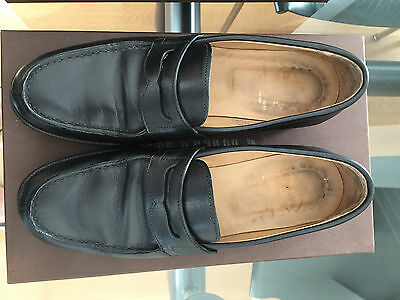 Church's mocassino donna n 39 nero, womens leather loafers black