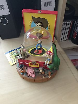 Toy Story Musical Snow Globe