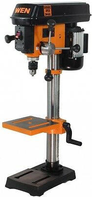 WEN 10 In. Variable Speed Drill Press bench 4212 Laser Centering