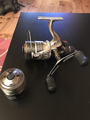 Shimano Exage 4000Rcdh Fishing Reel With Spare Spool